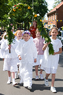 Pinksterbruidjes Borne 2006