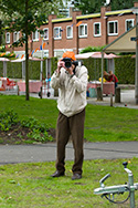 Straatspeeldag Boswinkel Enschede