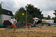 Beachfootvolley - Melbuul'ndagen Borne
