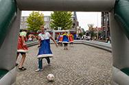 Rokvoetbal - Melbuul'ndagen Borne