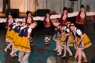 Doe Dans 2007 openingsvoorstelling Ensemble Dobroudja, Bulgarije