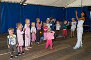 Doe Dans 2007 workshop Kinderdans 'nachtvlinder'