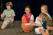 """Doe Dans 2007 presentatie kinderprogramma """"nachtvlinder"""""""