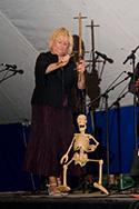 Doe Dans 2007 Folkcafé optreden 't Kliekske