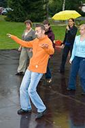 Doe Dans 2007 workshop Tapdance Daniel Sandu