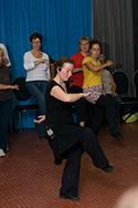 Doe Dans 2007 workshop Internationaal Sara Damen