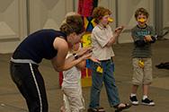 """Doe Dans 2007 presentatie kinderprogramma """"dieren"""""""