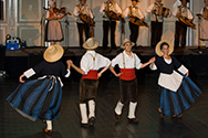 Doe Dans 2007 slotvoorstelling Lo Gerbo Baudo, Frankrijk