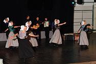 Doe Dans 2008 openingsvoorstelling Folklor Dansemble Amersfoort - Holland-Amerika