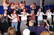 Doe Dans 2008 Folkcafe orkest Sveti Sava