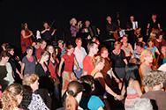 Doe Dans 2008 Folkcafe orkest Bangers & Mash
