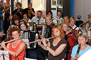 Doe Dans 2008 workshop Simche! muziek Wouter Verkerk