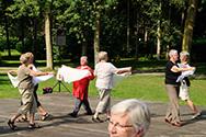 Doe Dans 2008 workshop 55 plus - Zilverdraad 5 Gusta Termorshuizen