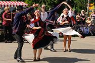 "Doe Dans 2008 voorstelling ""Broodje Dans"" Paloina - Kalotazegi Tancok"