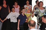 Doe Dans 2008 workshop Servisch Slobodan Mirkovic met orkest Sveti Sava