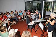 Doe Dans 2008 workshop Zingen wereldwijd Rineke Marwitz