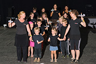 Doe Dans 2008 presentatie kinderprogramma zondag