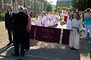 Bronk-processie en -feesten in Eijsden